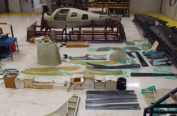 The Experimental Experience | Lancair Owners and Builders