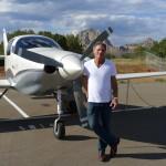 Don Gunn & Aircraft